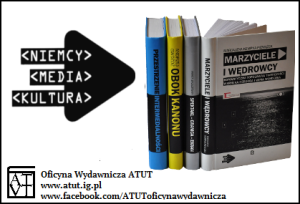 Reklama książki Gazeta ramka (1)